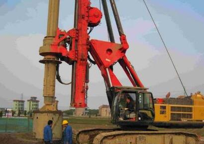 旋挖钻机上的销轴式力传感器是一种测力传感器