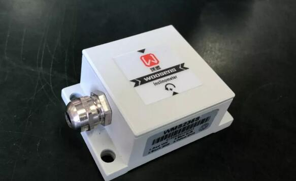 深圳市沃感科技Woosens自主研发的WTS系列倾角传感器