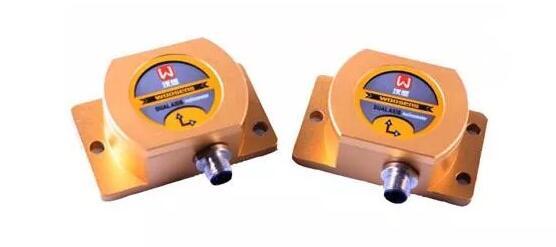 沃感科技研发的Woosens超高精度双轴倾角传感器