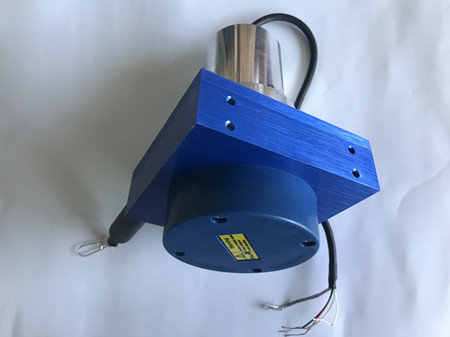 电子尺直线位移传感器在洗煤机中的应用