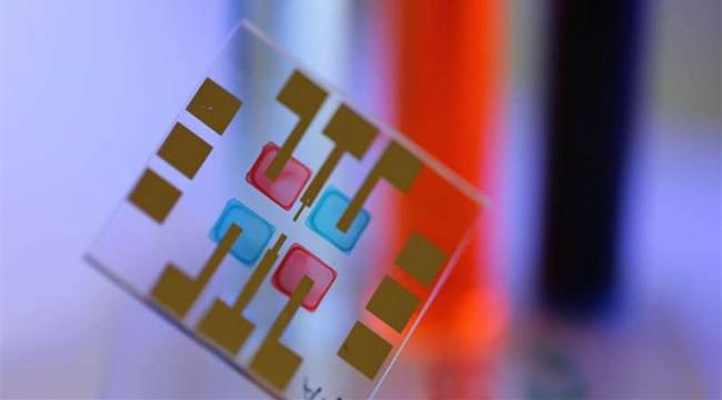 欧洲一团队开发印刷光学传感器,推动可见光通信(VLC)发展