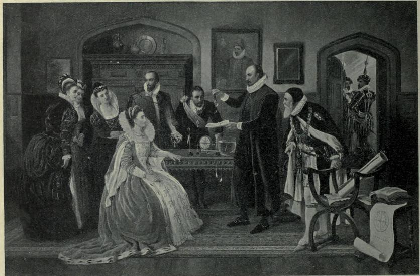 Willian_Gilbed_M.D._demonstrating_his_experiments_before_queen_Elizabeth_A._Auckland_Hunt.jpg