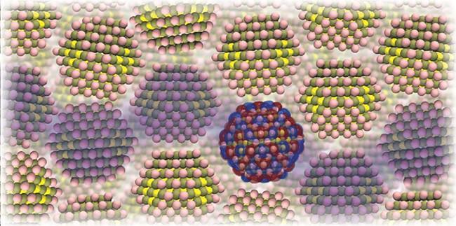 纳米晶体半导体中紧密堆积的晶体:ETH研究人员开发的模型描述了每个单个原子。.jpg