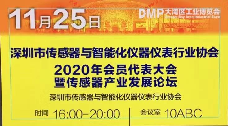 深圳市传感器与智能化仪器仪表行业协会