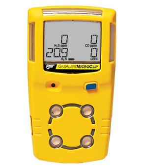 四合一气体检测仪传感器怎么使用?一文读懂!
