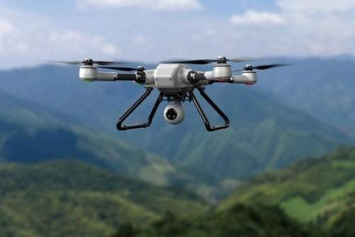 新款无人机已被研发,未来无人机将拥抱大数据