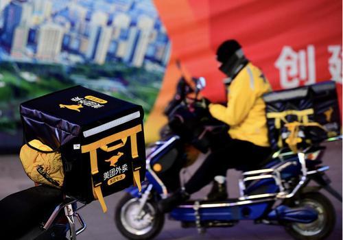 送餐机器人市场销售额达11.6亿,美团是否会再度崛起?