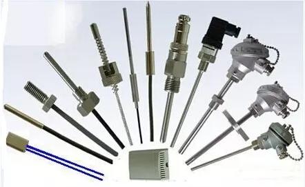 简述温度传感器工作原理及其分类