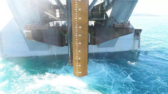 打桩船钢桩打设施工