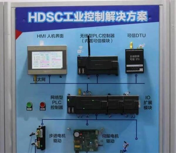 世界半导体大会上展出的工业应用产品