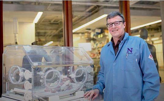 第一个无线传感器 可在NICU精确监测婴儿身体状况