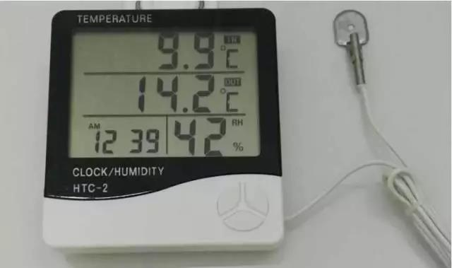 温湿度传感器是智慧家居中常见的传感器种类