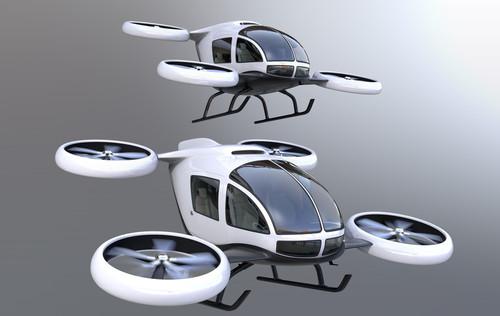 国外推出专为自动飞行出租车设计的传感器盒