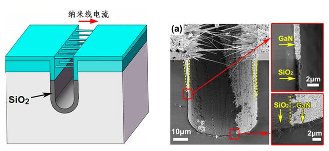 新型微纳传感器可用于生物检测及应力应变检测