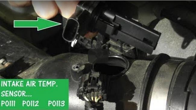 汽车进气温度传感器故障表现以及诊断步骤