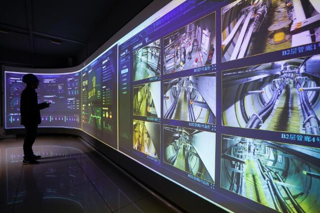传感器智能技术在国内高压电缆隧道监测中的应用实例