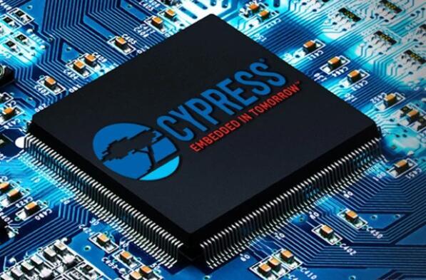 欧洲最大芯片制造商德国英飞凌拟收购赛普拉斯半导体