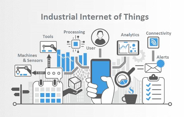 传感器产业在我国工业互联网背景下的应用与趋势