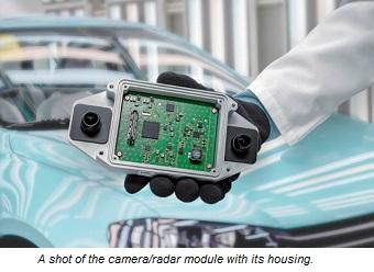 传感器融合:激光雷达传感器为自动驾驶带来更多安全性