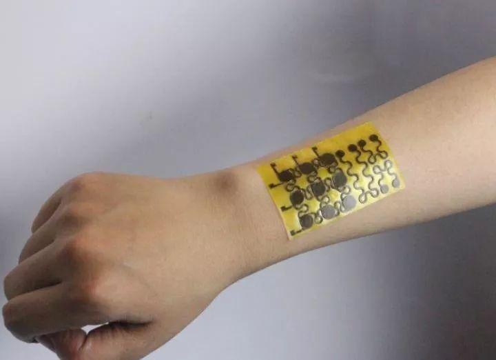 柔性多感知传感器在电子皮肤领域的创新性应用