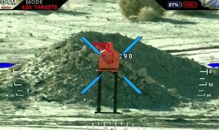 传感器技术在新型数字化瞄准镜系统中的应用
