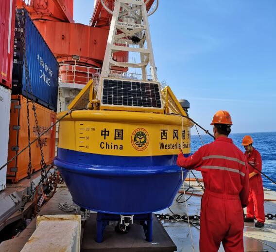 电子罗盘等传感器在海洋浮标中的应用