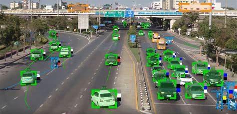 在城市智能交通系统中,传感器承担了什么角色?