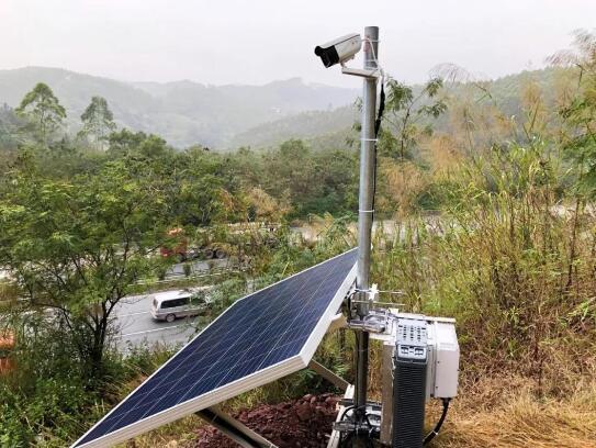 北斗定位等GNSS监测手段逐渐用于我国滑坡监测技术中来