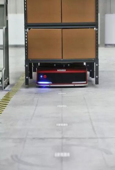 超声波传感器在AGV机器人中的重要应用