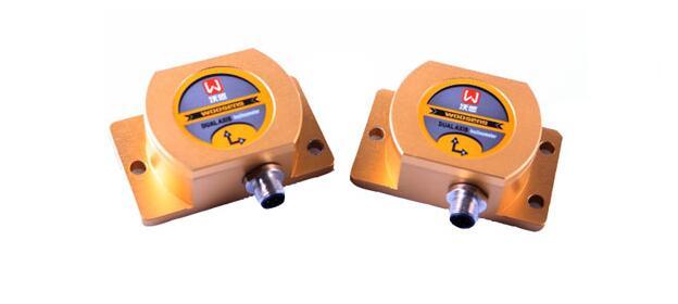 由沃感科技自主研发的Woosens超高精度数字输出倾角传感器