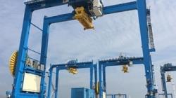 倾角传感器在港口轮胎吊设备自动纠偏中的应用