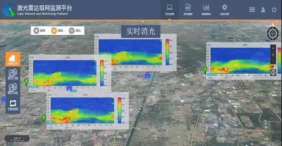 我国将建大口径激光雷达探测装置监测气候变化
