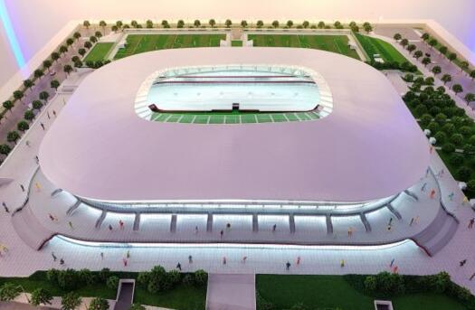 传感器技术在足球场建筑结构健康监测系统中的应用