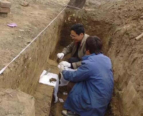安装的土壤湿度传感器一共要监测十几层的数据