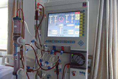 传感器在血液透析机中的应用和工作原理