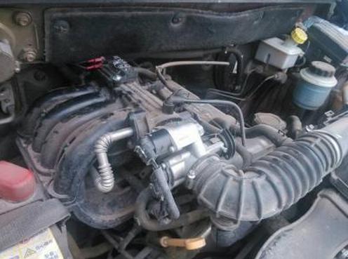 进气温度传感器损坏引发的汽车故障现象分析