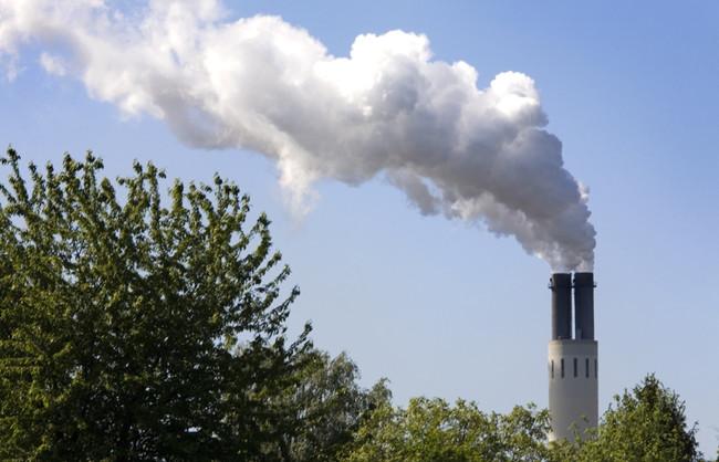 国外研究人员使用新的流量传感器来测量烟囱排放