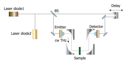 生物传感器利用太赫兹成像技术 可探测人体微小扭曲组织