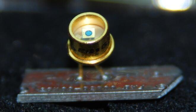 新型光电二极管技术可用于车载激光雷达测距系统