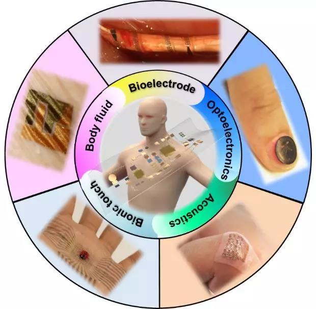 柔性电子技术在生物医疗传感器领域有重要应用