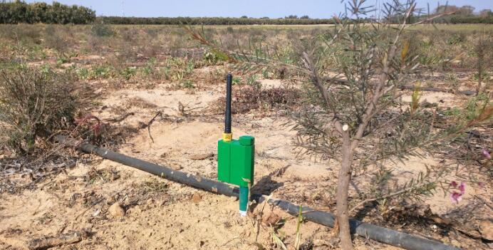 以色列农业公司开发的无线传感器