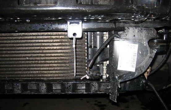 冷凝器温度传感器故障表现及原因分析
