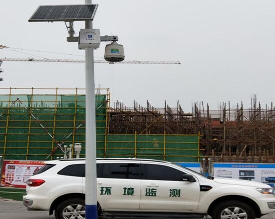 传感器技术让我国大气污染监测更精准