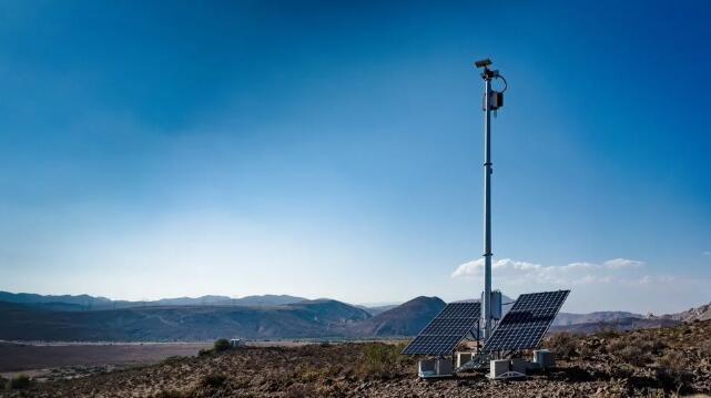 美军采用基于传感器技术的网络化远程视频监控系统