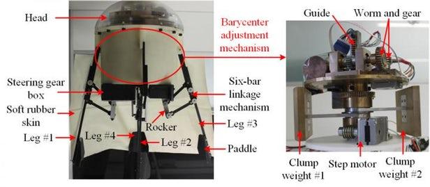 我国研发出无需系绳的新型水下机器人