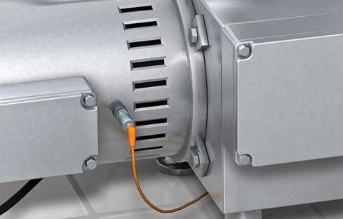 振动传感器在电机上原理及相关应用