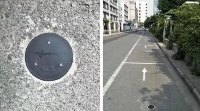 迷你型地磁传感器用于澳门智能停车管理系统中