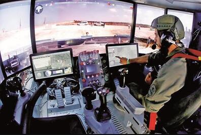 以色列欲打造新型地面部队 装备多种传感器