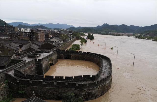 """台风""""利奇马""""致多地洪水,谈谈传感器技术在洪水预警系统中的应用"""