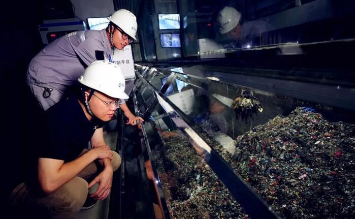 阿里等商业巨头借传感器技术深度参与垃圾分类产业链